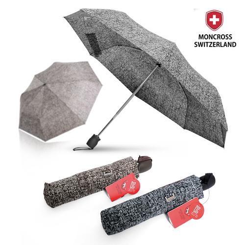 몽크로스 3단 완전자동  스마트 패턴 우산