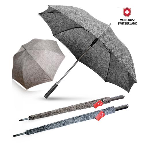 몽크로스 70 화이버 스마트 패턴 장우산