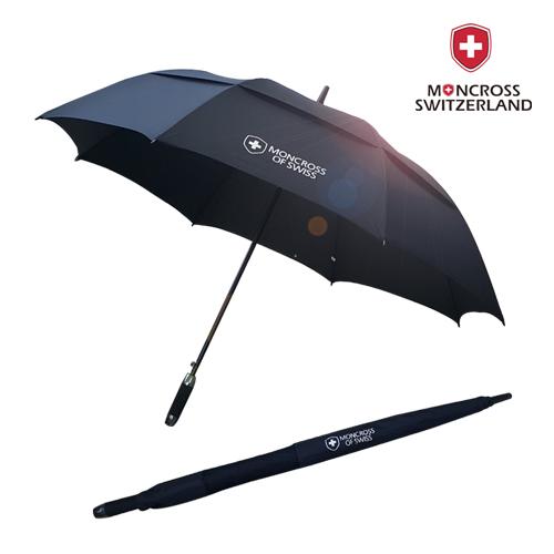 몽크로스 75 이중방풍 자동 우산