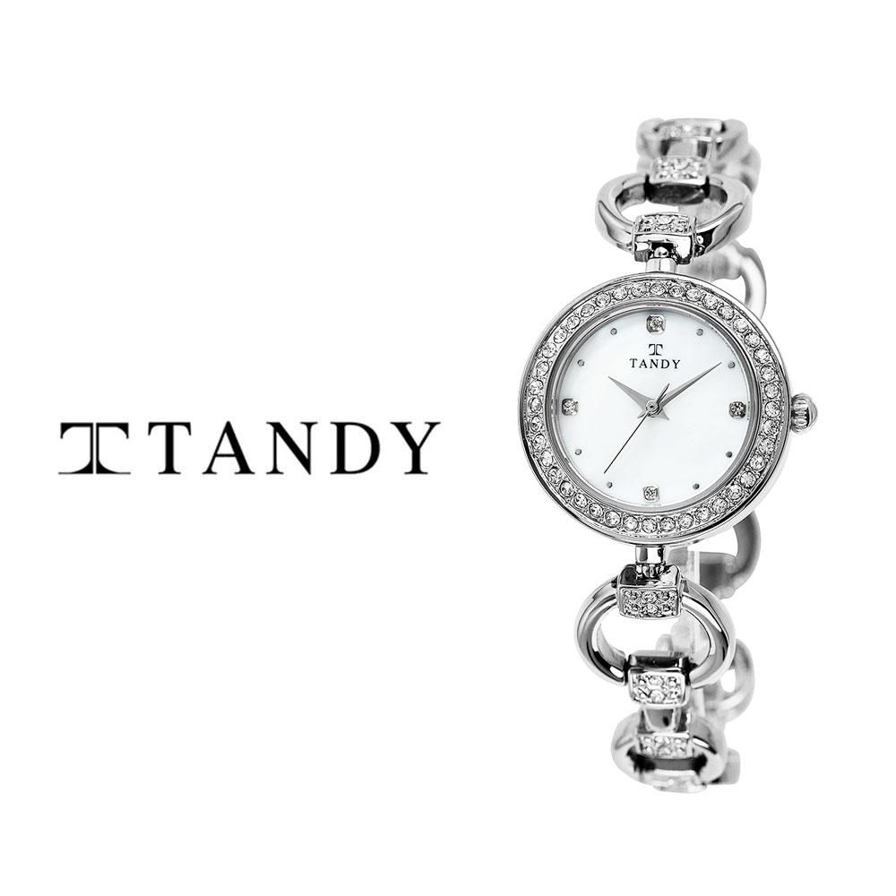 [TANDY]탠디 고급여성손목시계 T-4016