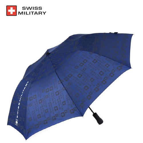 스위스밀리터리 2단우산 OKK-U1BL