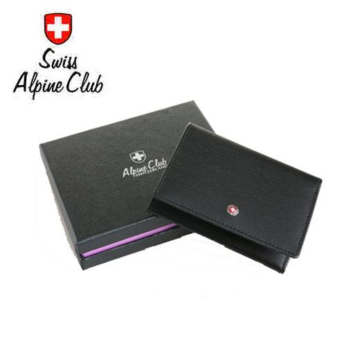 스위스알파인클럽 명함지갑 AP0202B/P