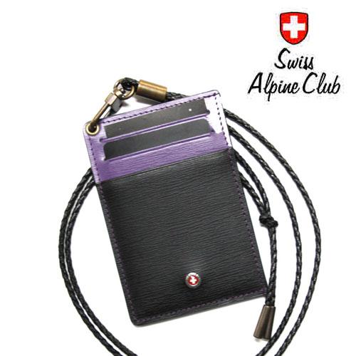 스위스 알파인클럽 카드지갑 AP0206B/P