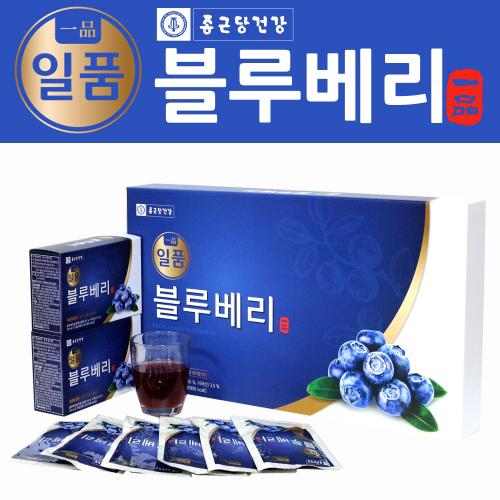 [종근당건강]일품 블루베리 70ml 30포