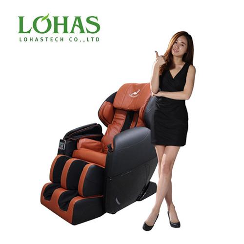 [로하스테크] 조이 안마의자, X3 원터치 각도조절