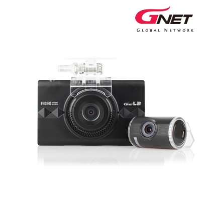 지넷 Full HD 2채널 블랙박스 L2 16G (전방 FHD 후방 HD)