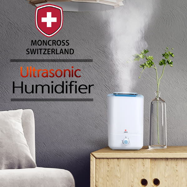 스위스 몽크로스 4리터 가습기 EGK-MSH4000