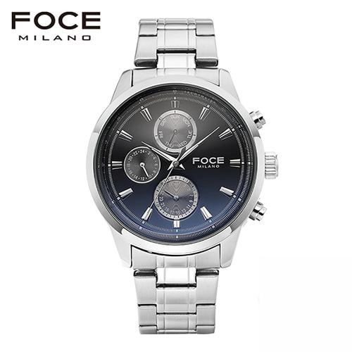 [FOCE]남성 메탈 손목시계 FM7503BK