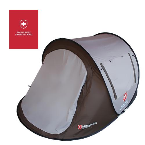몽크로스 원터치 텐트 3~4인용 (색상택일) PMC-1002