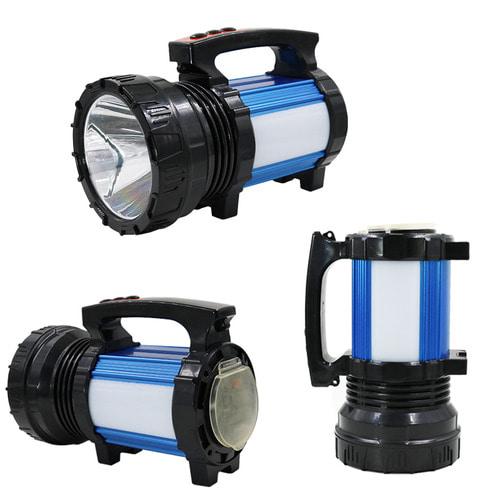 LED 충전식 서치라이트 랜턴 손전등 후레쉬 작업등 Bb006