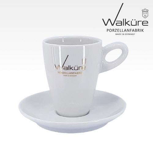 [독일 발퀴레]알타 450/025 아메리카노 커피잔세트_logo golden