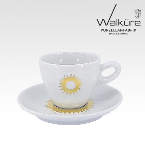 [독일 발퀴레]알타 450/018 카푸치노 커피잔세트_Sole