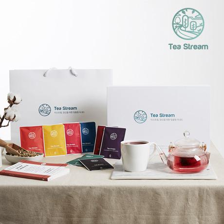 [공구추천]티스트림 Colored TEA Box (티백 56개입)