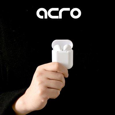 아크로 I9 블루투스이어폰 화이트