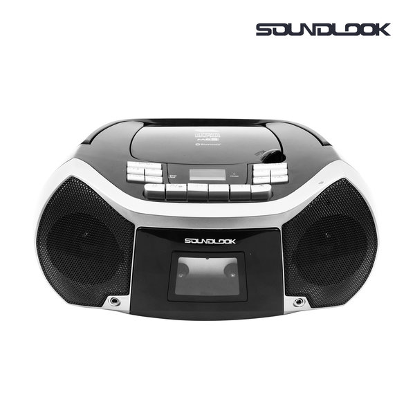[사운드룩] 블루투스 CD USB 라디오카세트 스피커 SL-805