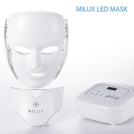 [미룩스] 근적외선 LED마스크 피부관리기