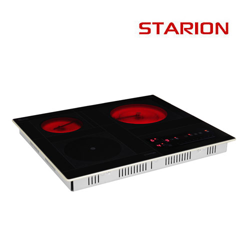 스타리온 3구 하이브리드 전기레인지 SE-JB652SFC / 케이스 및 빌트인 설치비 별도 /LG전자 1년 무상서비스