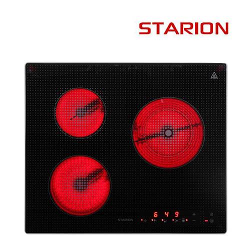 스타리온 3구 하이라이트 전기레인지 SE-JC642TKB/ 케이스 및 빌트인 설치비 별도 /LG전자 1년 무상서비스