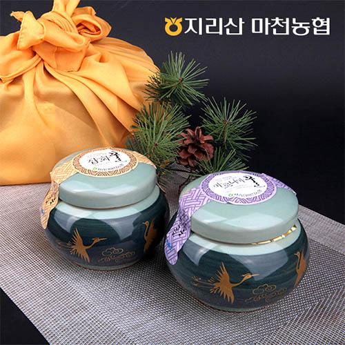 마천농협 선물세트 01호(아로니아꿀+잡화꿀)