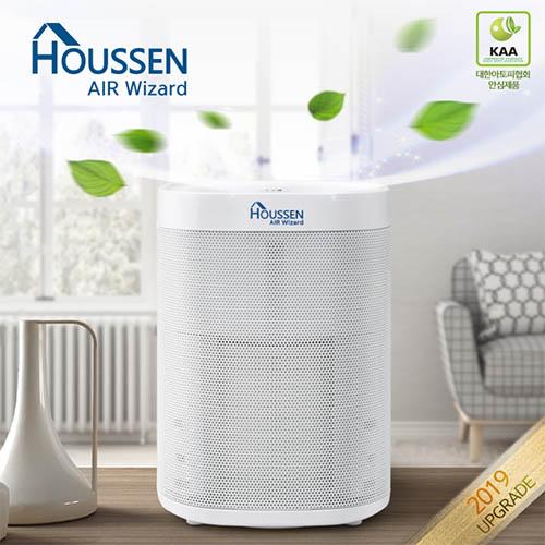 하우쎈 공기청정기 HA-300/ 원룸 미니공기청정기 미세먼지 3중해파필터 UV살균