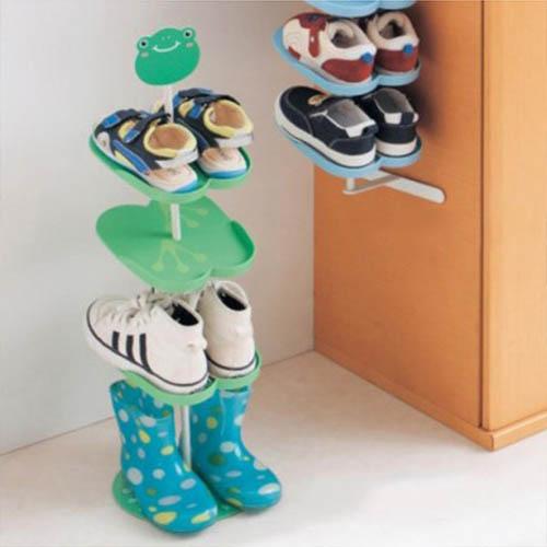 어린이 아동 신발보관함 슈즈랙