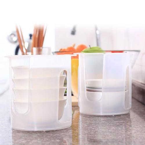 그릇보관함 그릇정리대 그릇수납함 그릇꽂이 식기정리대