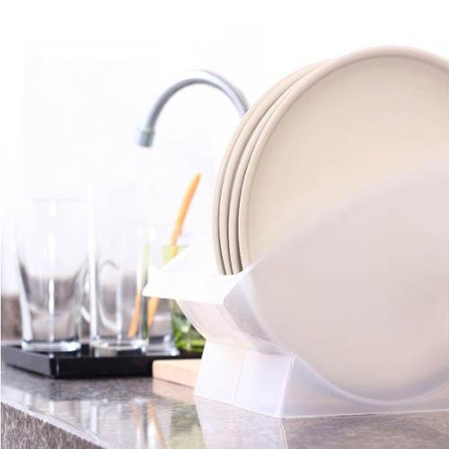 접시보관함 접시정리대 접시꽂이 그릇수납정리대(스탠드형)