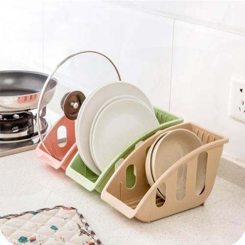 접시정리대 그릇정리대 접시꽂이 그릇수납정리대 접시수납렉 접시보관함