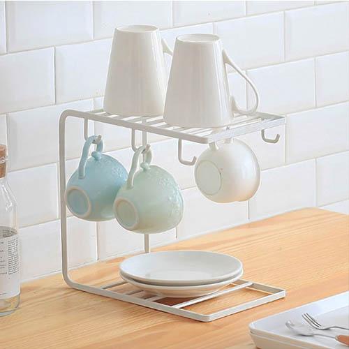접시정리대 컵걸이 접시보관함 컵정리대 컵건조대
