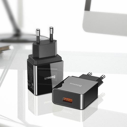 베이스어스 퀄컴3.0 고속충전기 GS-551