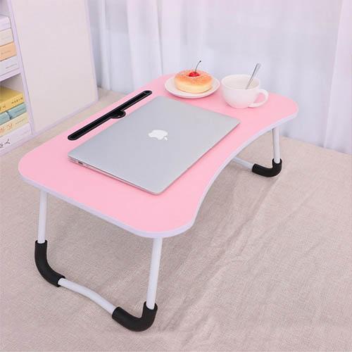 스마트 노트북 간이책상 베드테이블