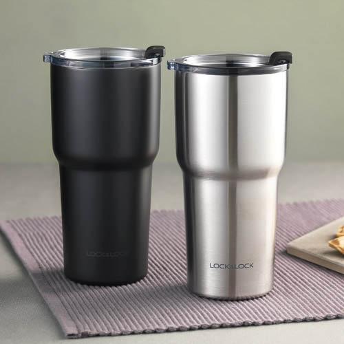 [락앤락] 보냉,보온 커피한잔 스윙 텀블러 350ml