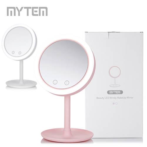마이템 LED 바람 메이크업 거울(USB 타입) GPM-002