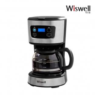 위즈웰 커피메이커T 예약추출 WC1082
