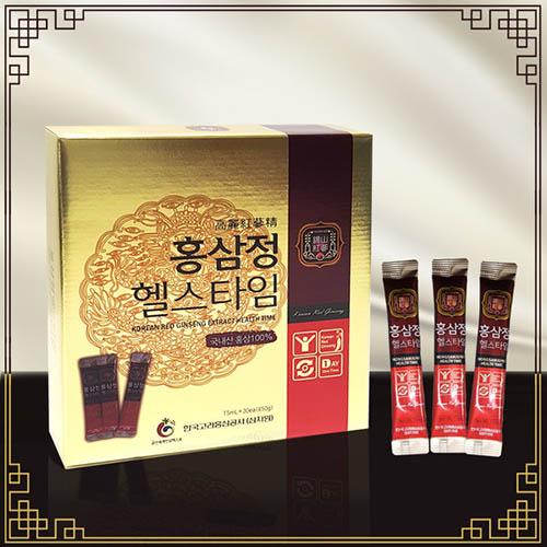 한국고려홍삼공사 홍삼정 헬스타임 15ml x 30포