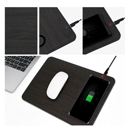 엑스트라 파워패드-X2(무선충전 마우스 패드)