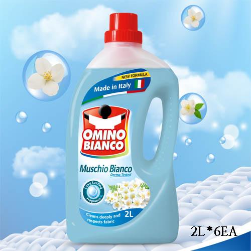 뉴 오미노 비앙코 액체세제 2L*6개