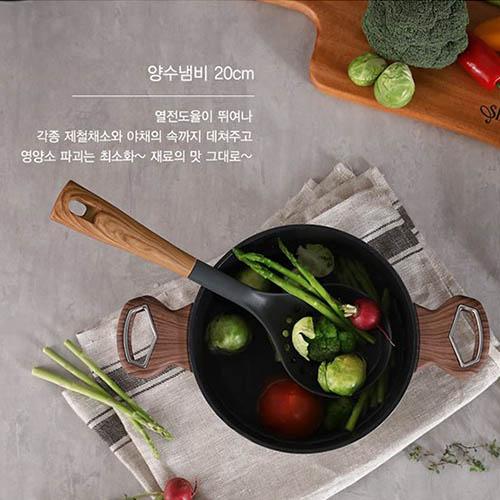 쉬젤 엘레강스 IH 양수냄비_20cm