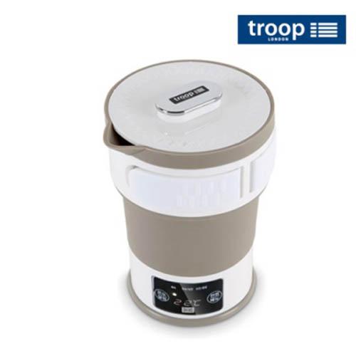 트룹런던 여행용 전기포트 JB-SP100 베이지|0.6L