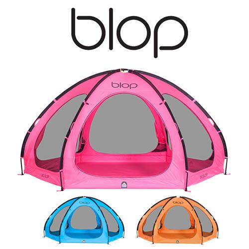 빅블랍 텐트