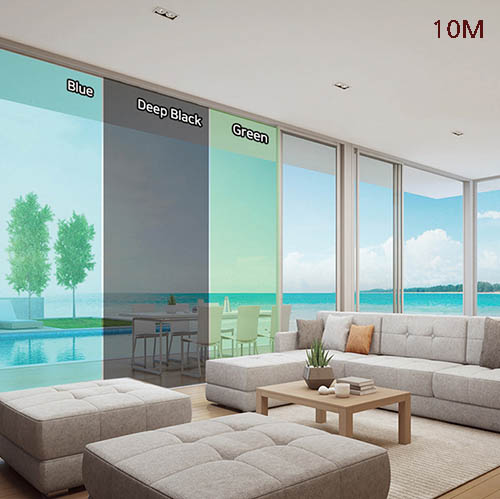 예다지인 단열 투명 필름 (10m)