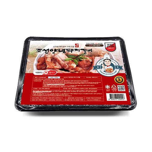 조선양념돼지갈비 1.6kg