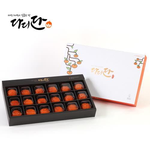 [청도곶감] 다디단 선물세트 2호(55g*18과)