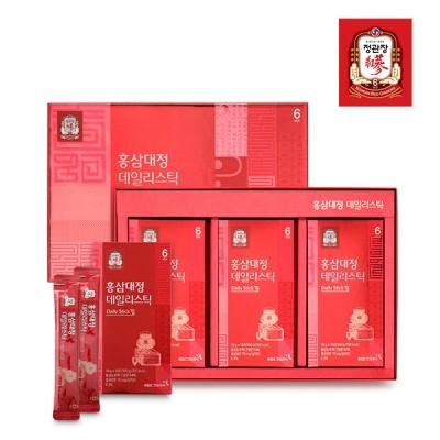 [정관장] 홍삼대정 데일리스틱 10ml x 30포