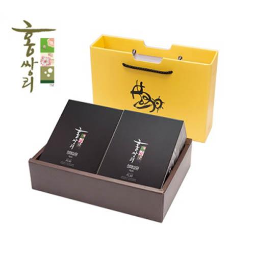 홍쌍리 유기농 매실 매실청 파우치 (30ml*12개입) 2박스 선물세트