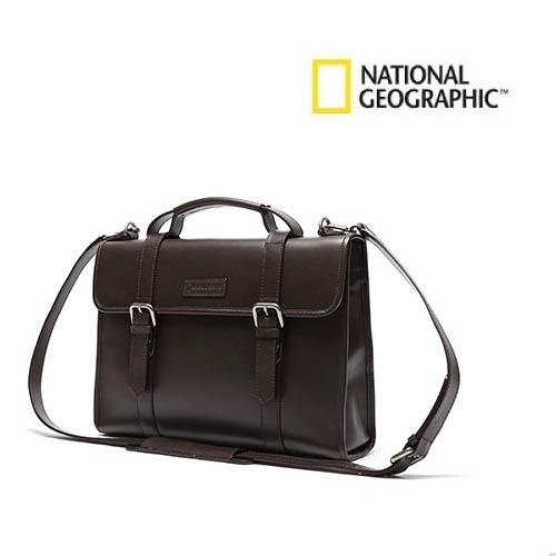 내셔널지오그래픽 브리프케이스(소)/NG S7601S 블랙