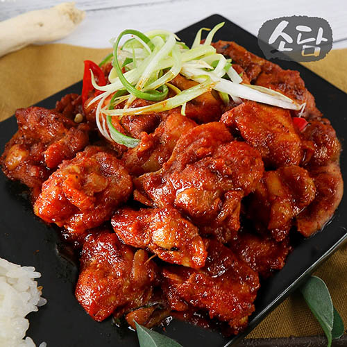 소담 춘천 무뼈 닭갈비 1Kg