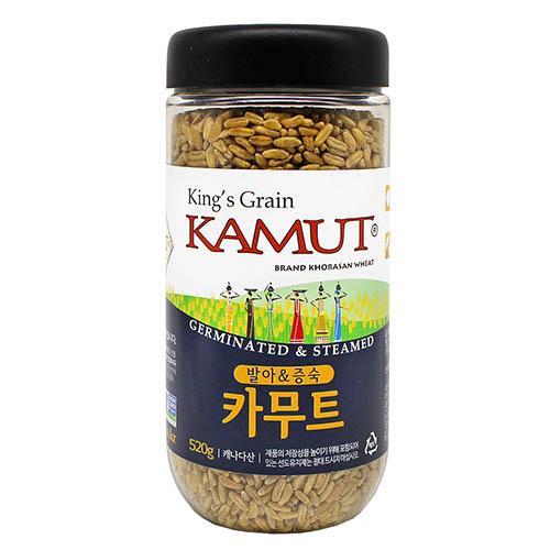 슈퍼푸드 발아증숙카무트520g * 1개