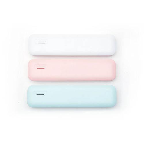 [유비세이프] 충전식 휴대용칫솔 살균기 TS-500 (화이트/핑크/블루, 택1)