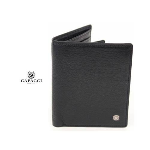 [가파치] 오플 중지갑 (블랙)  N2001